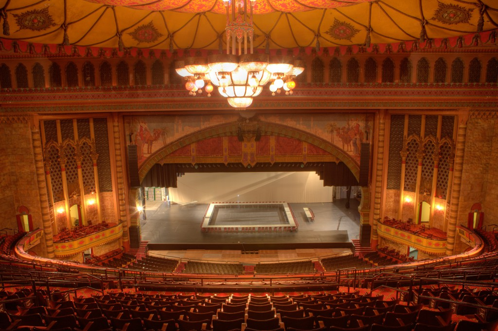 Shrine Auditorium Rental Info